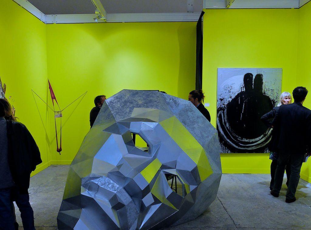 Galerie Anne de Villepoix-fiac 2014.