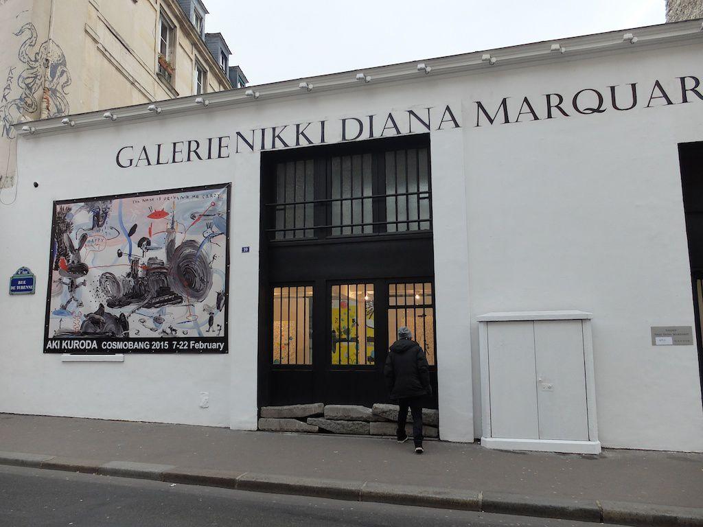galerie Nikki Diana Marquardt-Aki Kuroda.