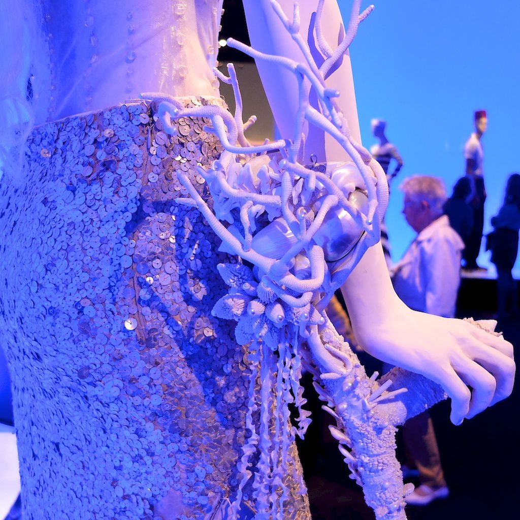 L'odyssée-©jean paul Gaultier-courtesy grand palais.