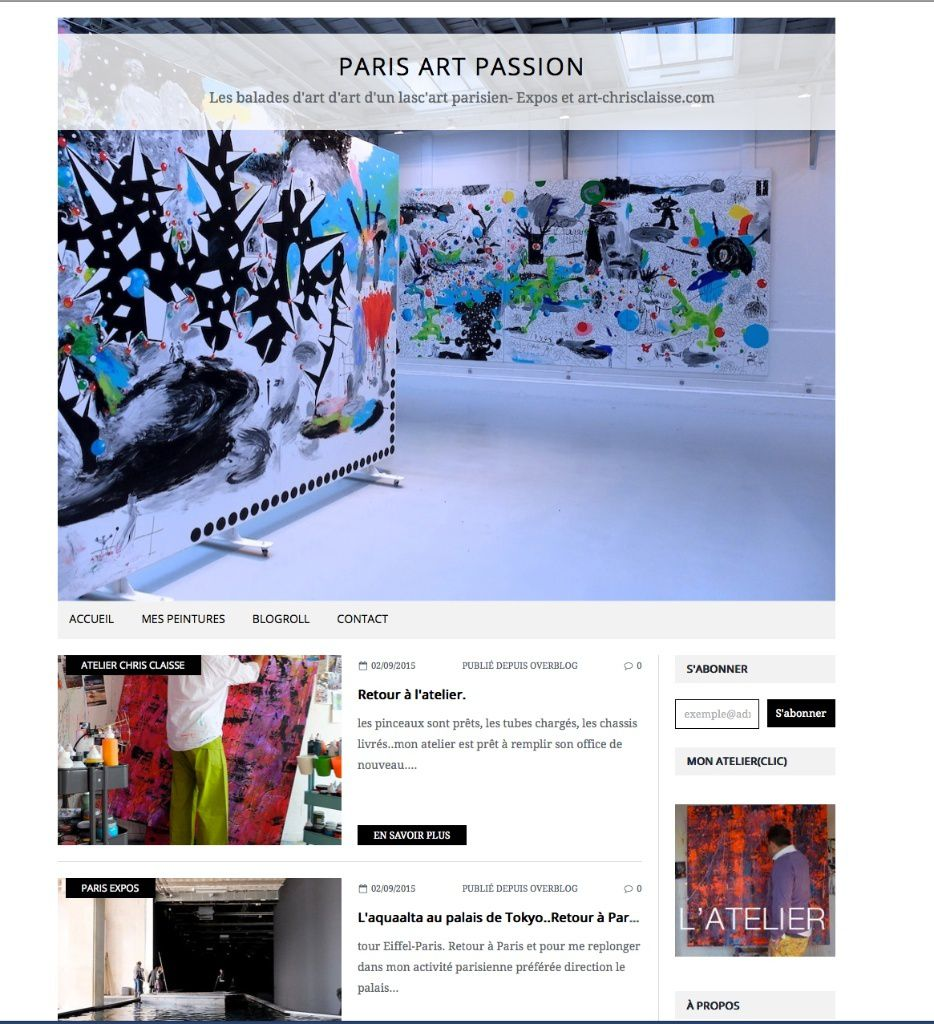 paris-art-passion.com