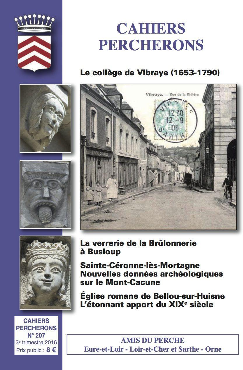 St Paterne, en Bellou-sur-Huisne