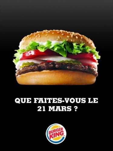 Burger King : le retour du Burger qui contre attaque !