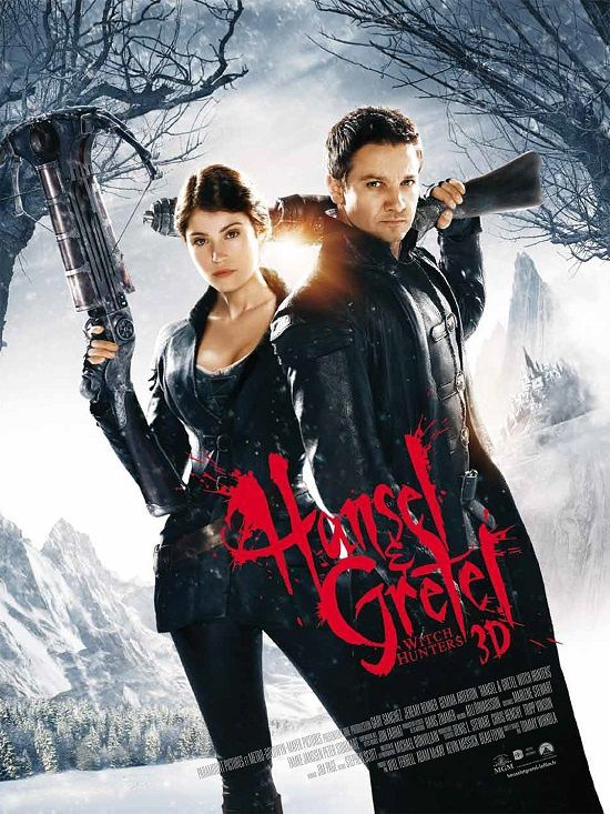 [critique] Hansel &amp&#x3B; Gretel : Witch Hunters
