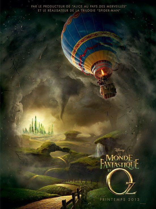 [critique] Le Monde fantastique d'Oz