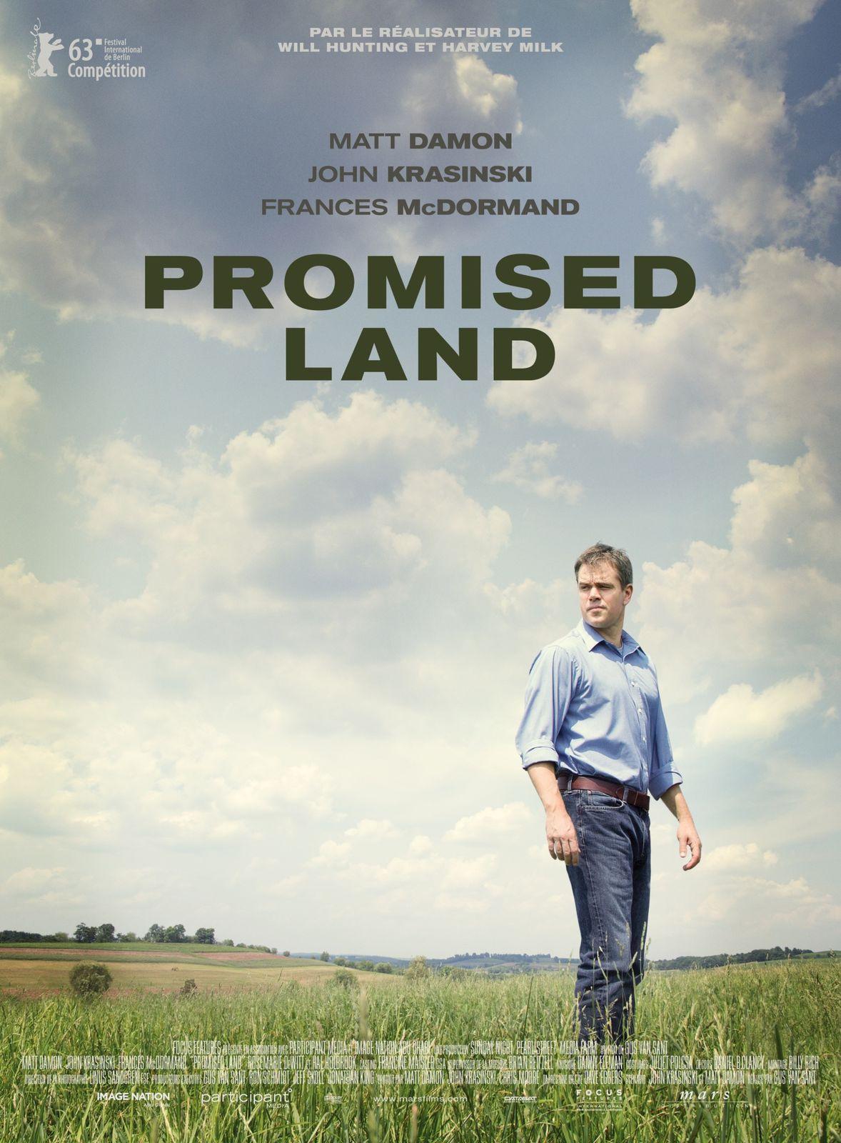 [Concours - terminé] 5x2 places pour Promised Land