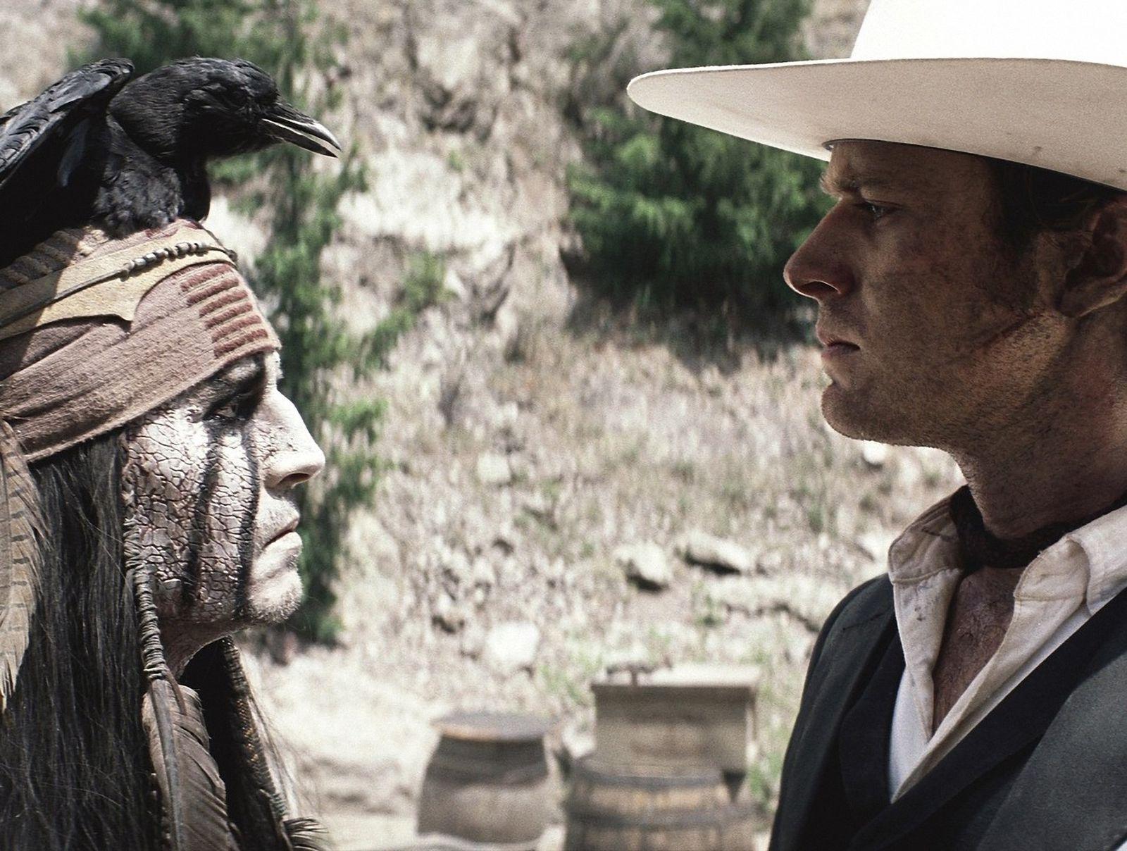 Présentation exclusive de 20 minutes de Lone Ranger