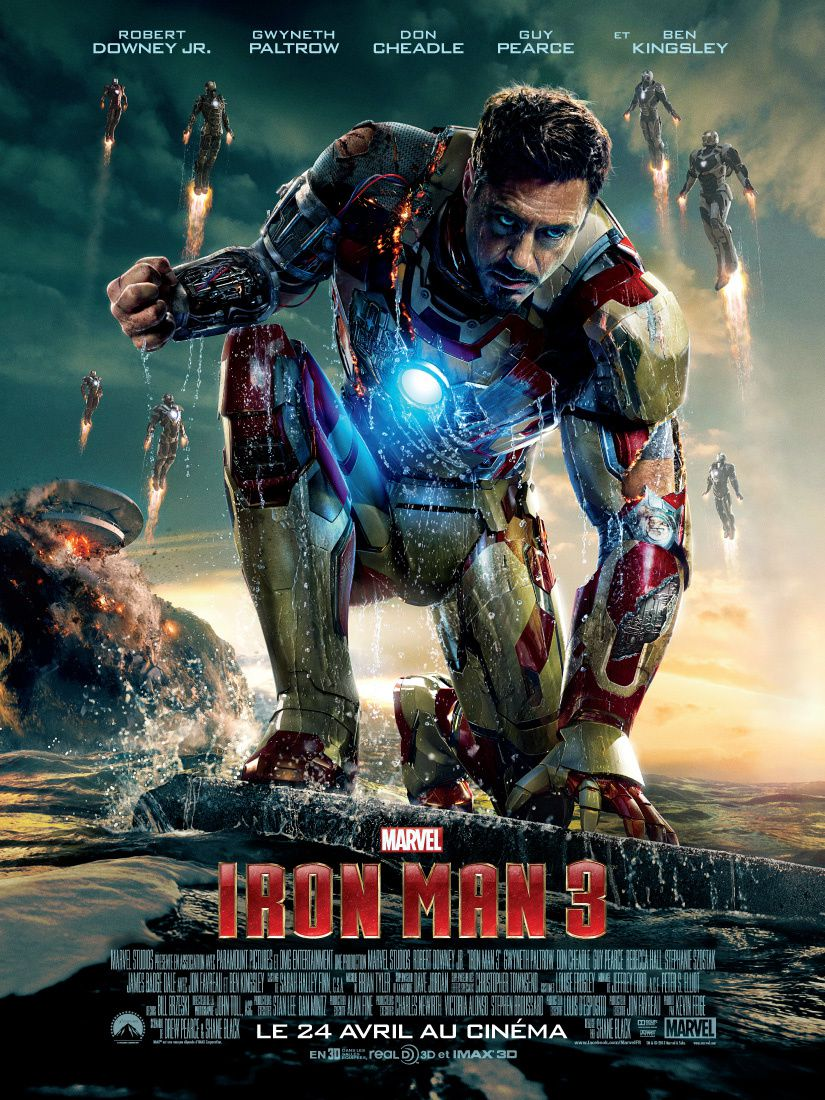 [Critique] Iron Man 3 en 10 points importants !