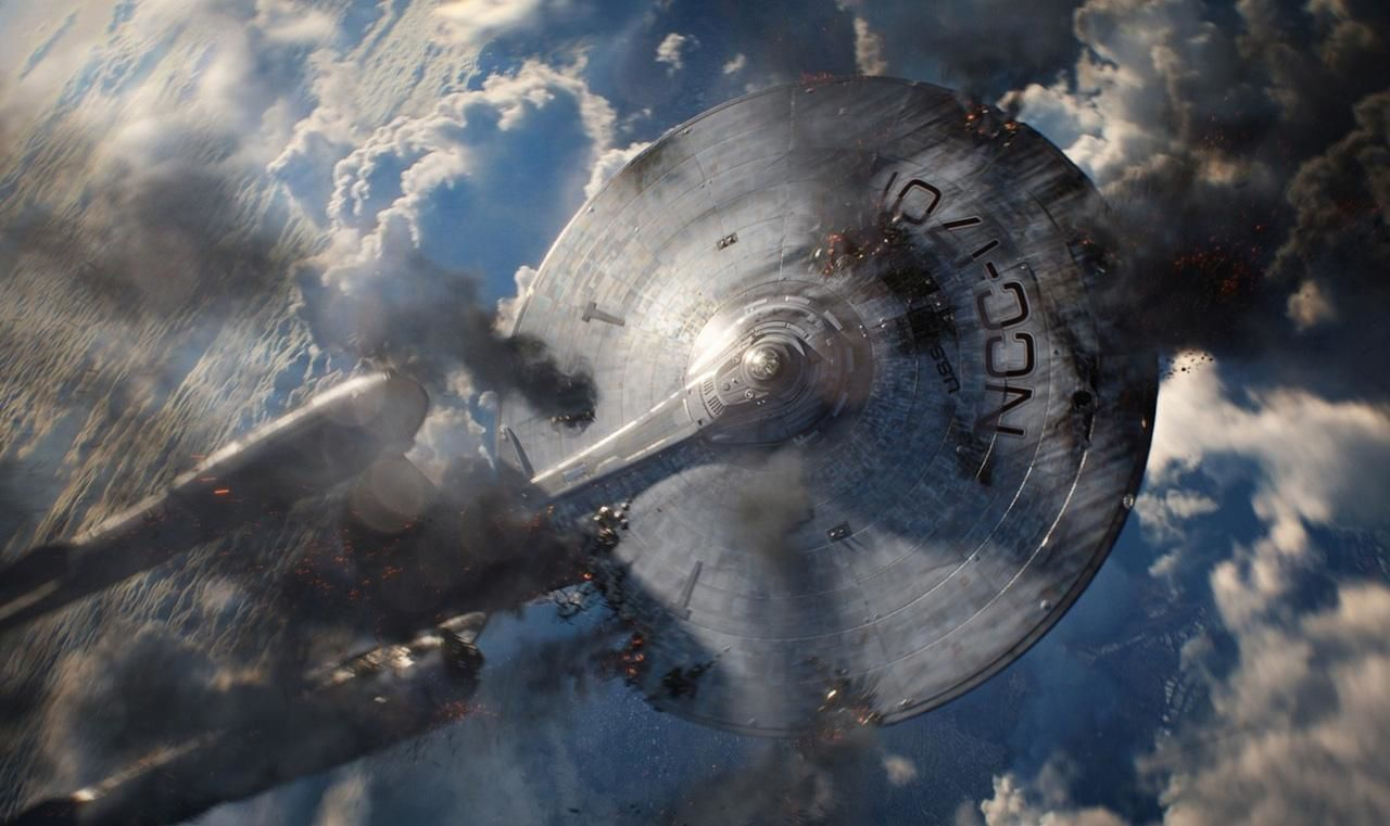 [critique] Star Trek : Into Darkness