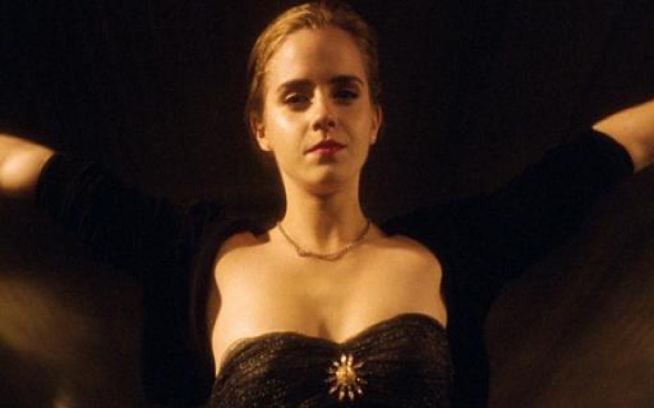Quand Emma Watson se dévergonde...