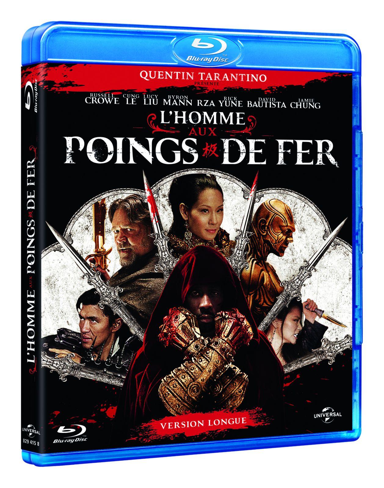 """[Concours - terminé] DVD/Bluray pour """"l'Homme aux poings de fer"""""""