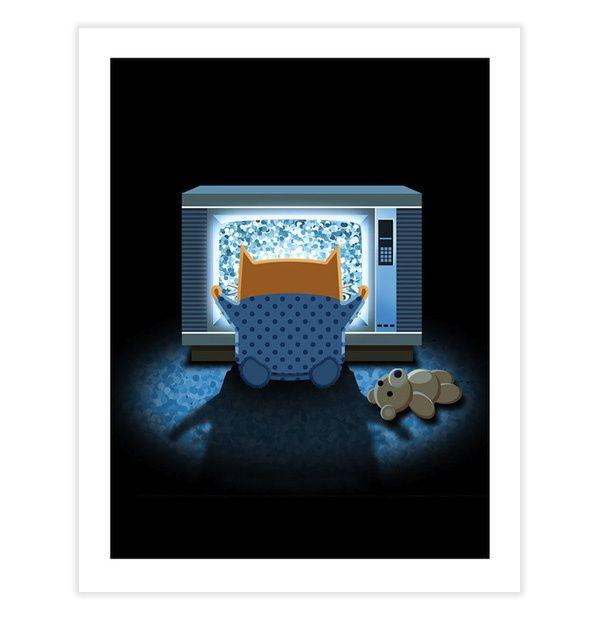 Des affiches de films détournées par un chat !