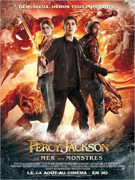 [Critique] Percy Jackson et la mer de monstres en 10 points !