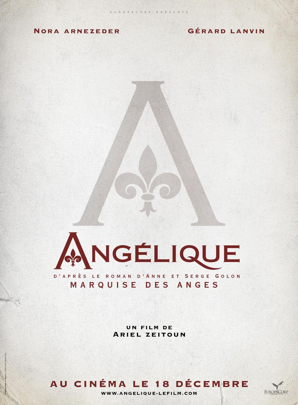 Angélique : l'indomptable Marquise des Anges revient à l'écran !