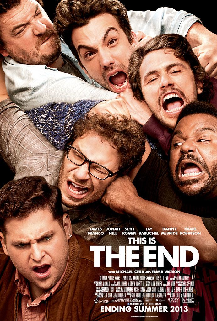 [Critique] C'est la fin... des acteurs d'Hollywood !