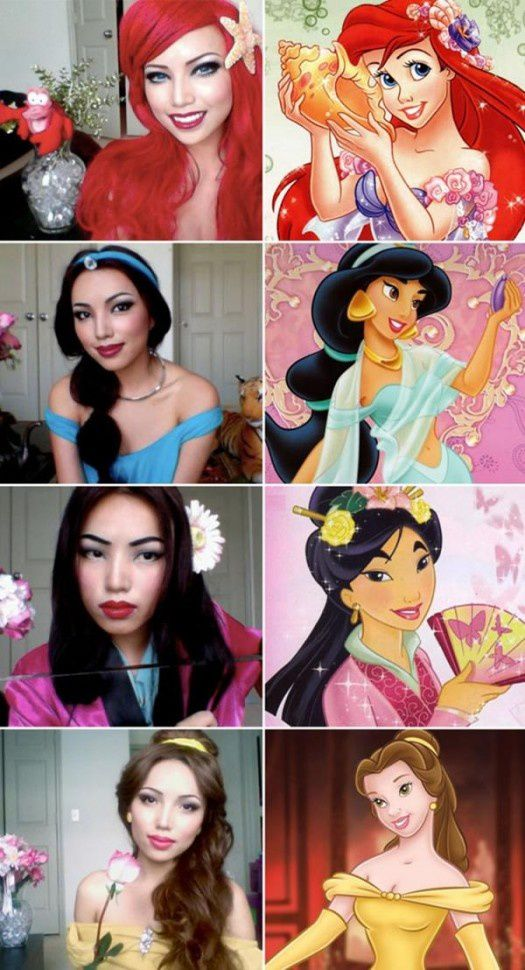 Peut-on se transformer en vraie Princesse Disney ?