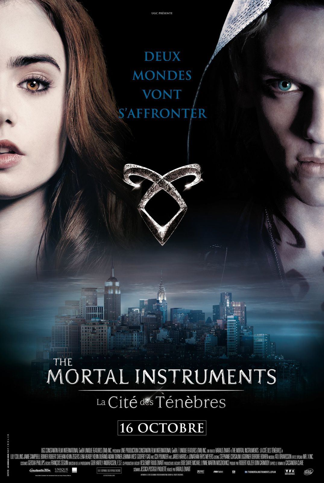 [critique] The Mortal Instruments : La Cité des ténèbres