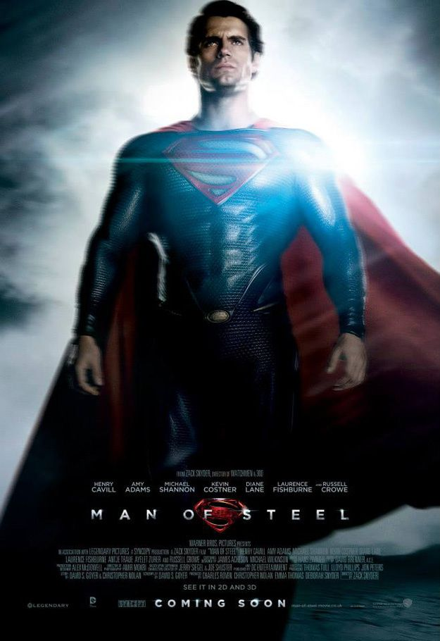 [concours] 1 Blu-ray de Man of Steel à gagner