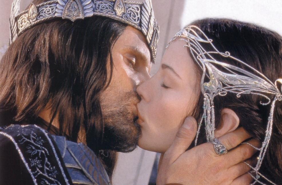 Top 17 des baisers du cinéma