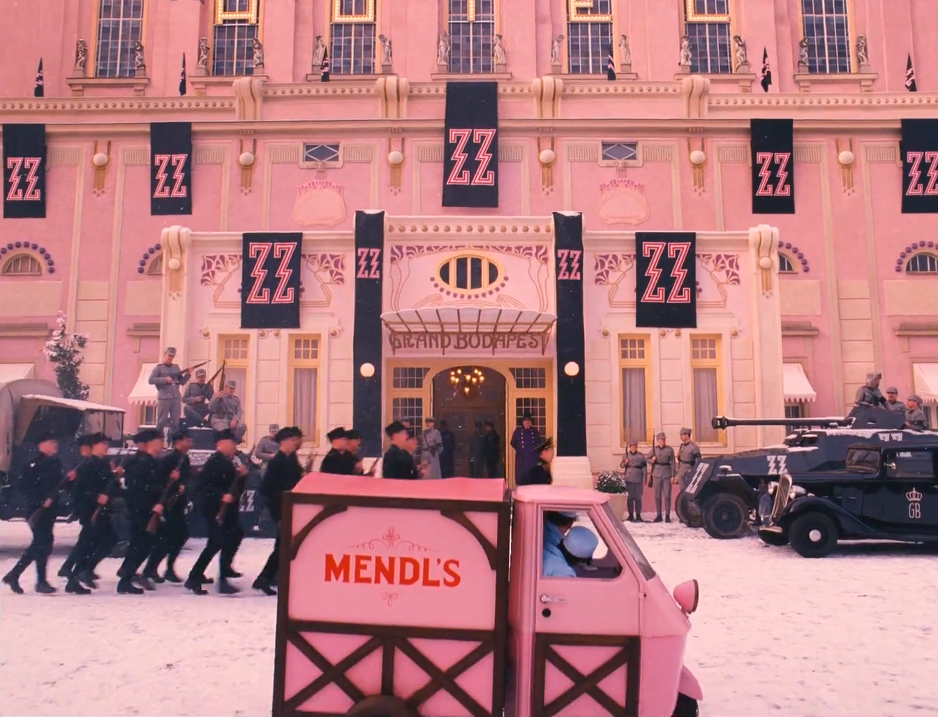 [critique] The Grand Budapest Hotel