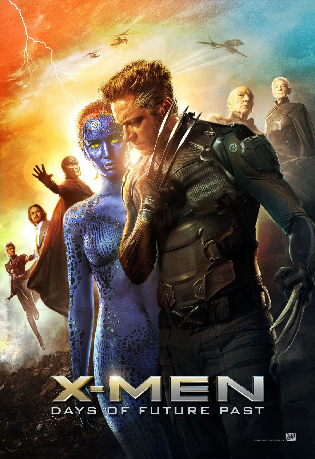 [critique] X-Men : Days of Future Past