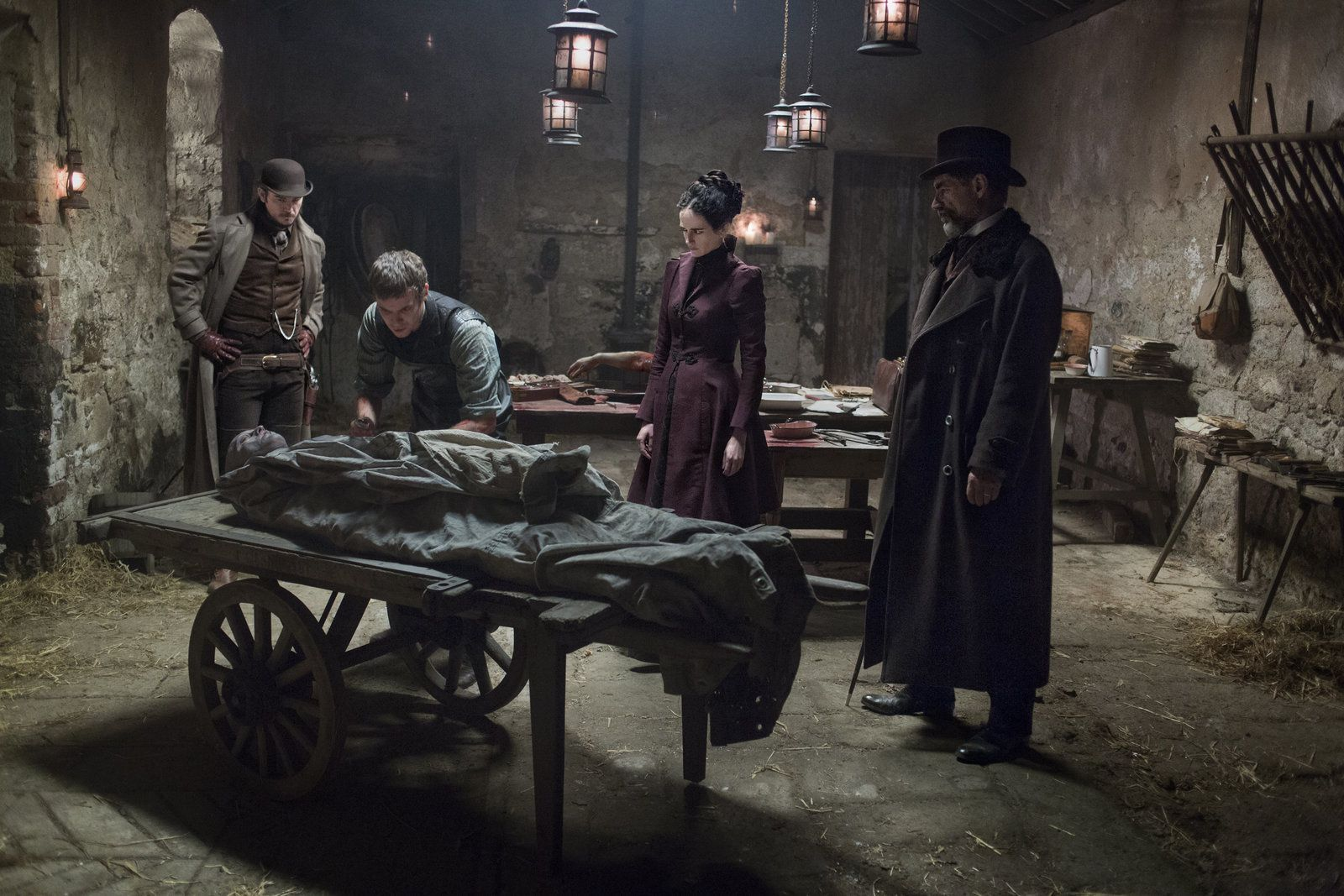 Penny Dreadful : melting pot d'horreur savoureux