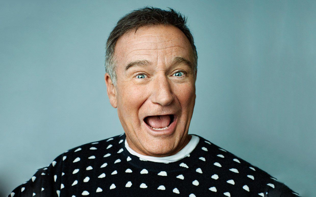 Robin Williams, je t'aime.