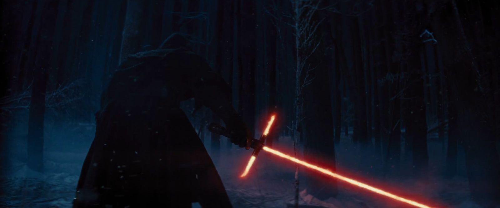Top 7 des parodies du sabre laser de Star Wars 7 en gif