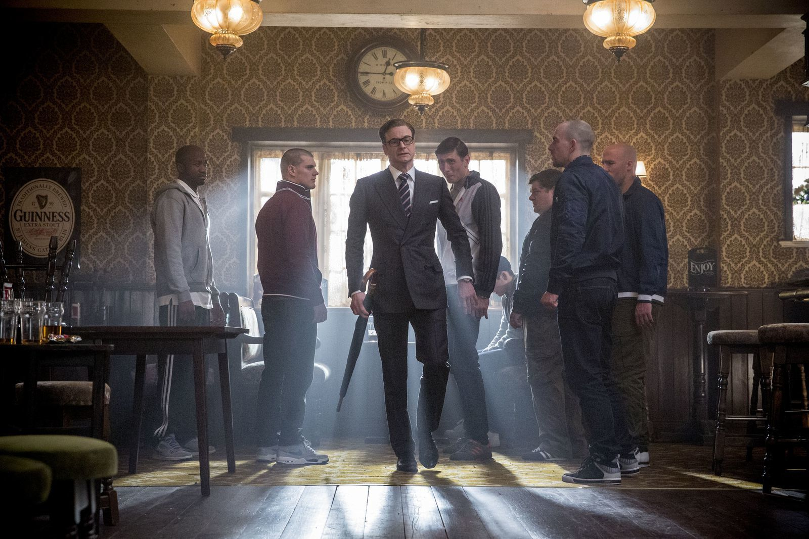 [critique] 23 raisons d'aller voir Kingsman : Services secrets