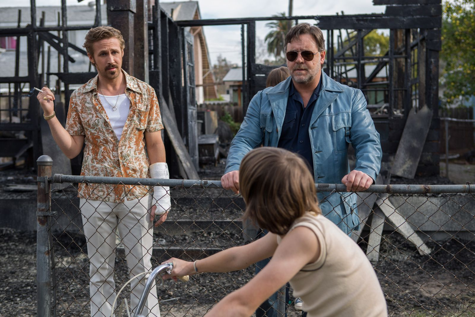 5 raisons d'aller voir &quot&#x3B;The Nice Guys&quot&#x3B;