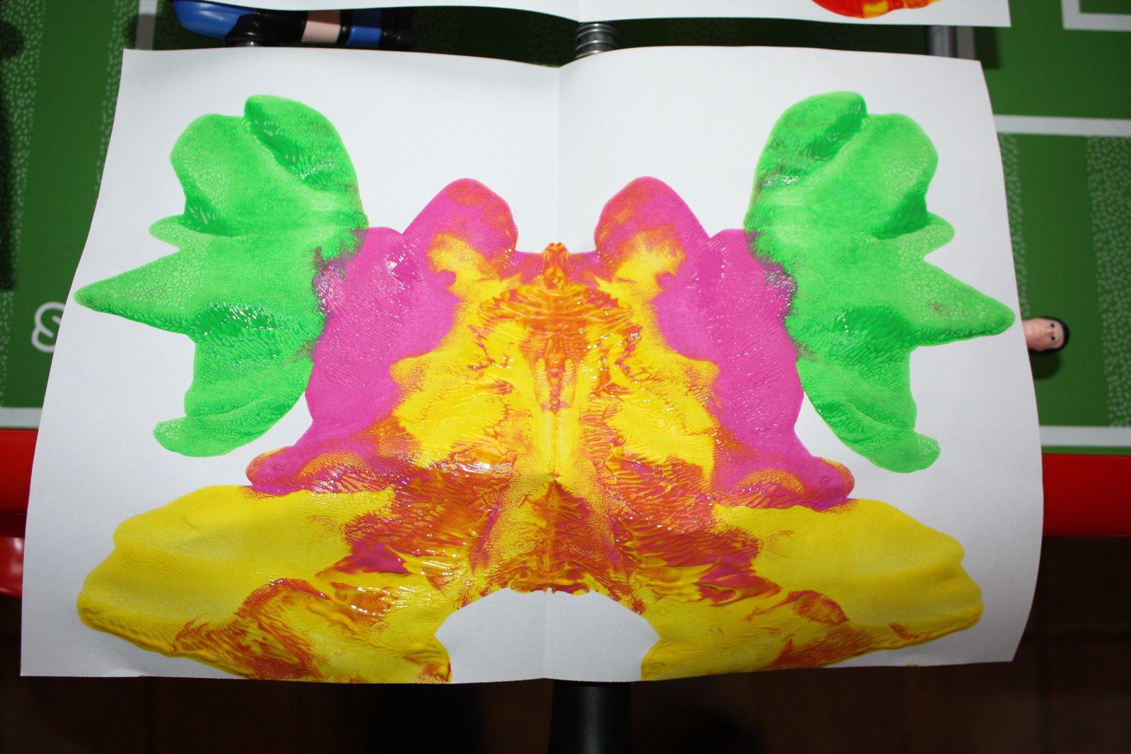 Monstres colorés
