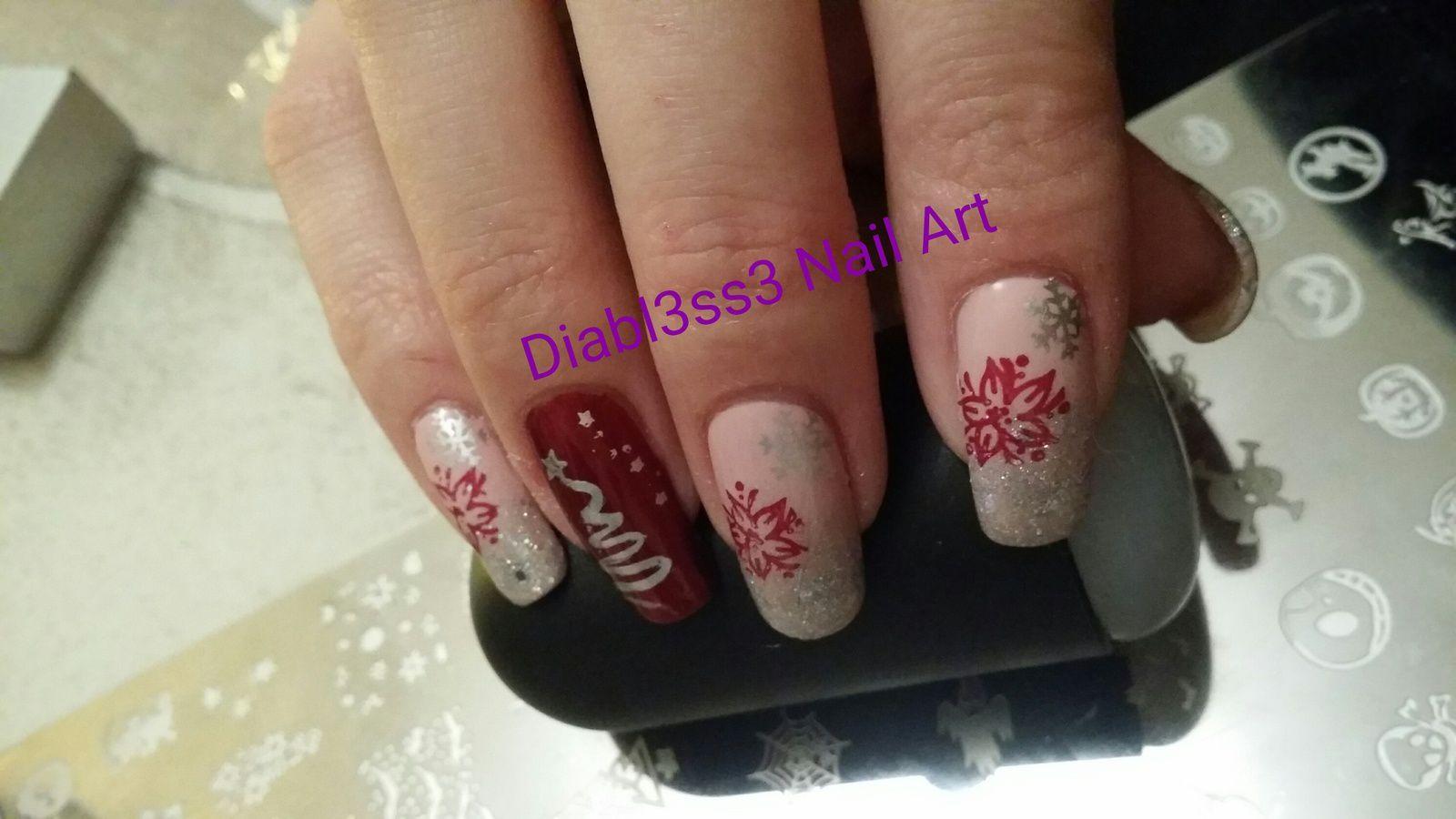 Stamping de Noël