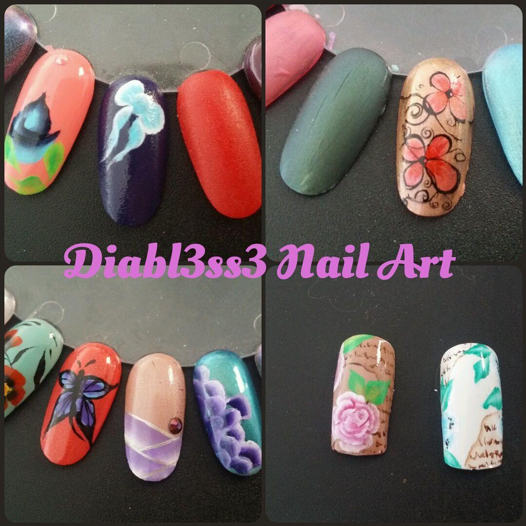 S'entrainer au nail art