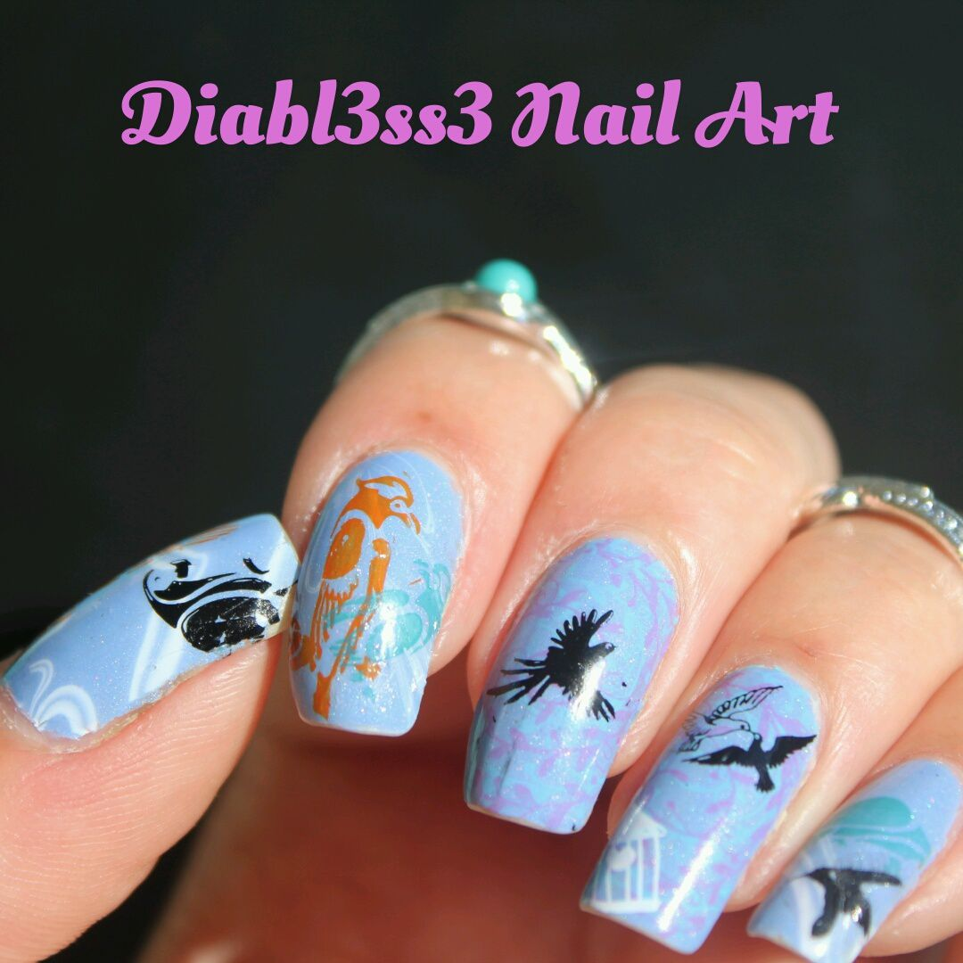 Stamping master oiseaux!
