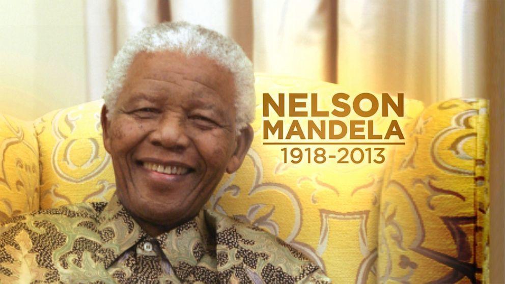 RIP Grandad Madiba
