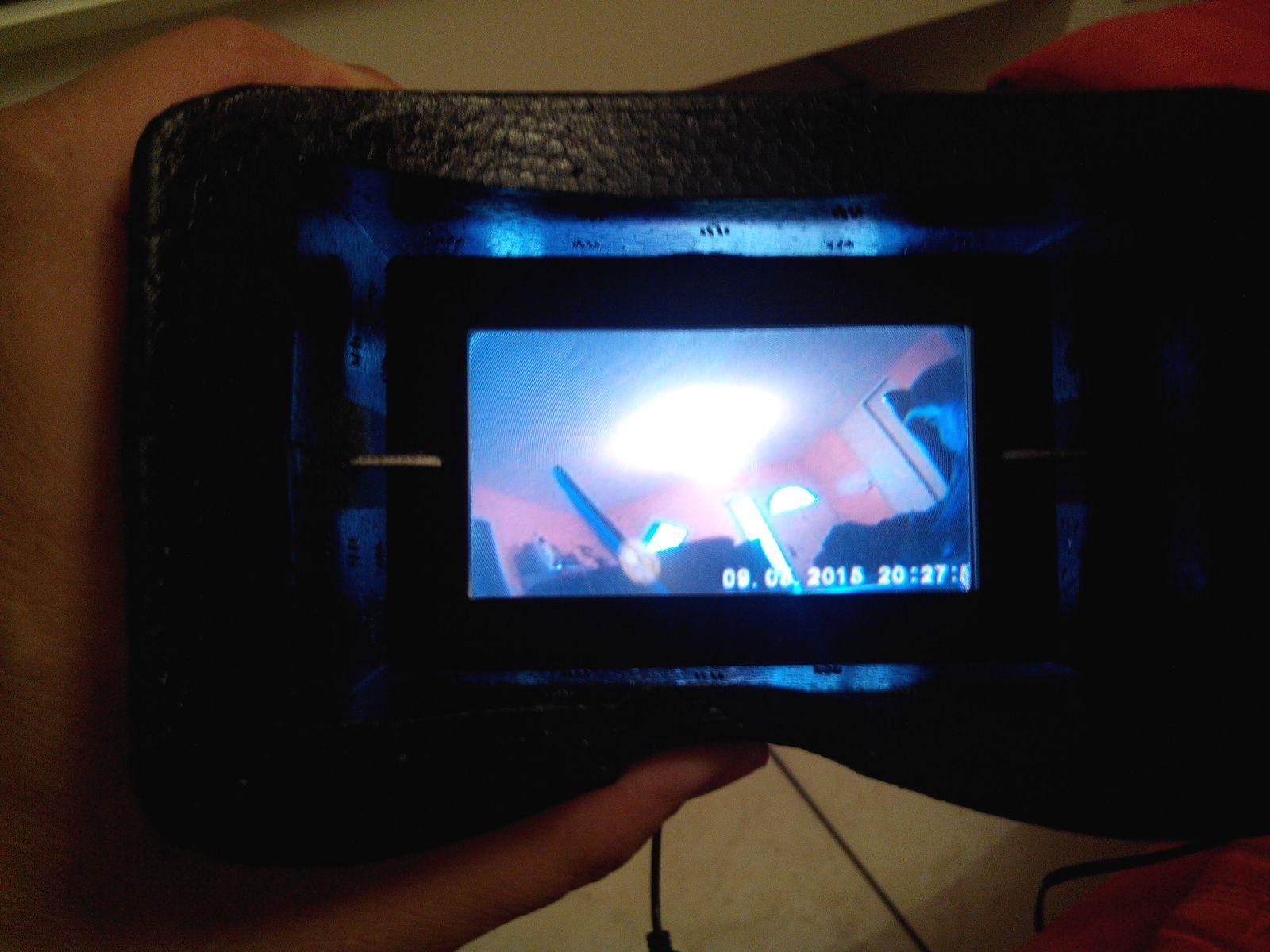 Quanum DIY FPV Goggle Set