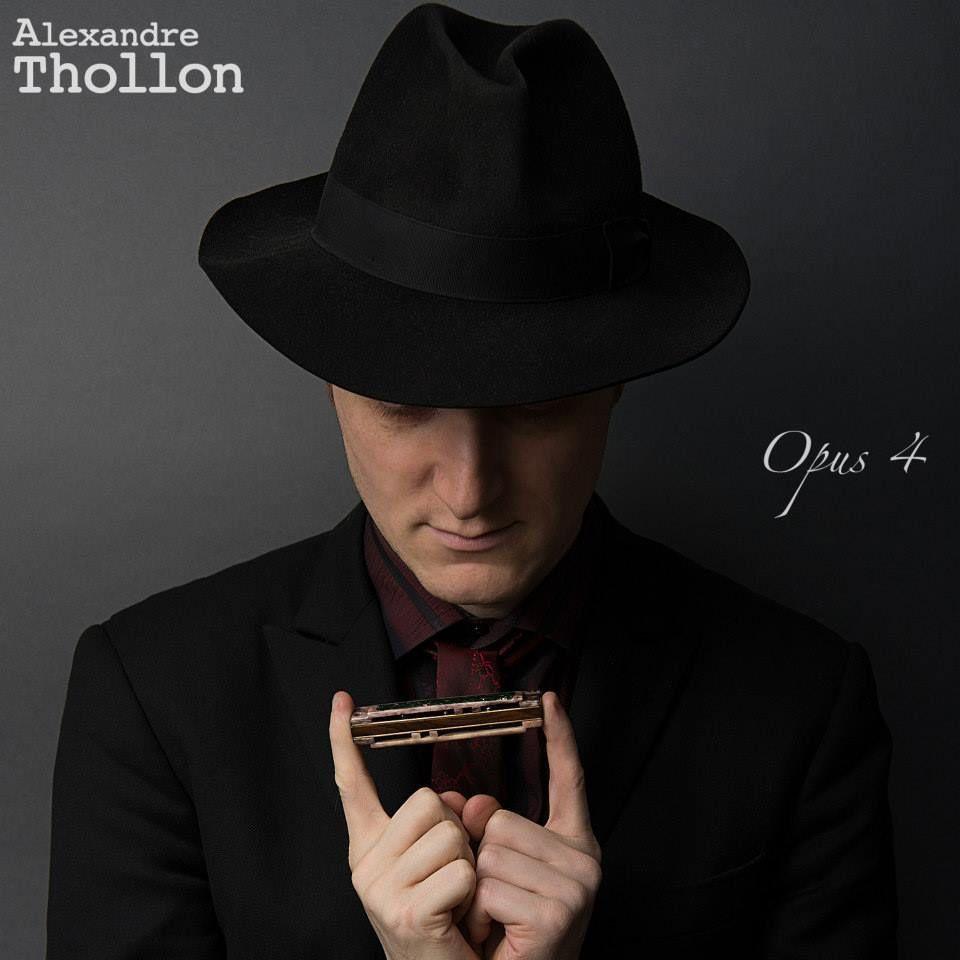Alexandre Thollon - Nouvel Album