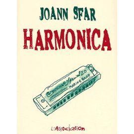 Harmonica - BD de Joann Sfar