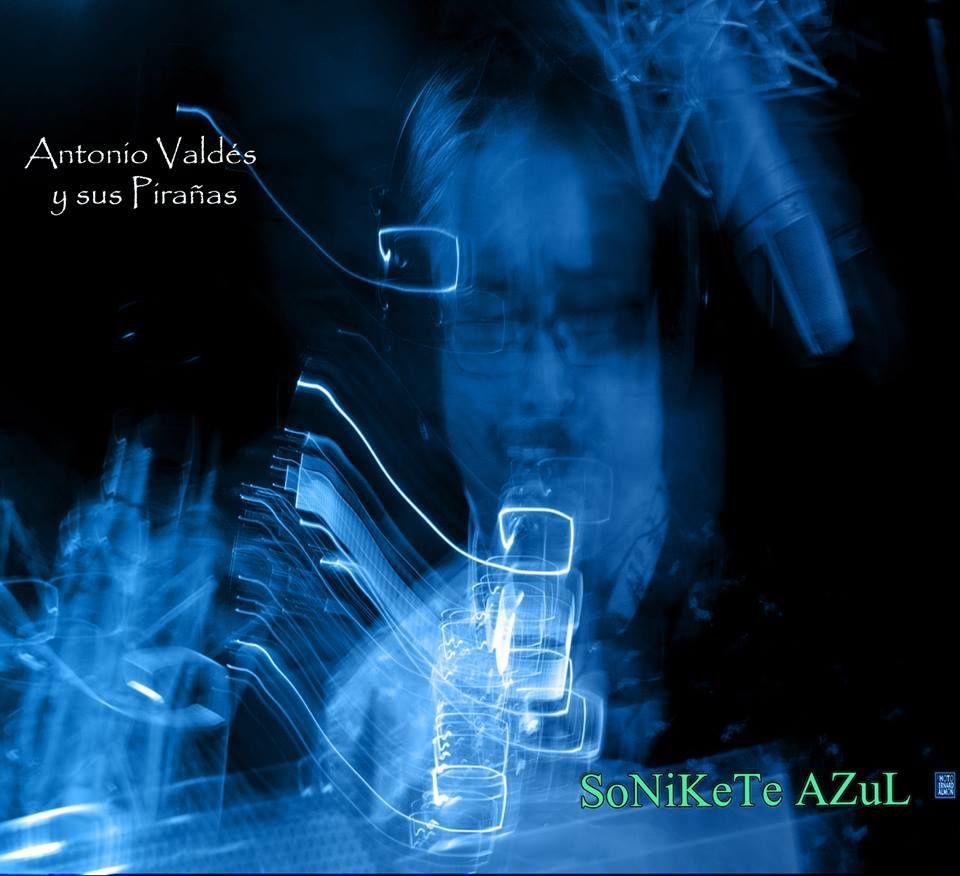 Sortie du CD Sonikete Azul !