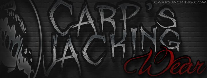 The carp clothing Carp's Jacking on facebook