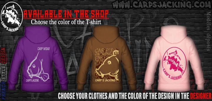 Carp clothing sweats woman
