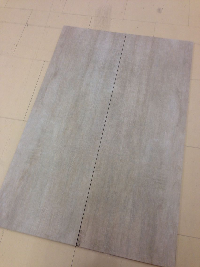 Carrelage commander imitation parquet en 30x90 j 39 adore for Decrasser un carrelage