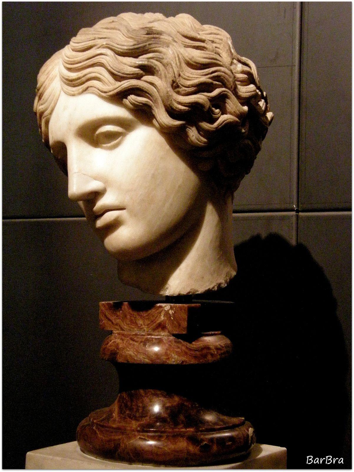 ... in occasione della gara artistica bandita dalla città di Efeso alla quale parteciparono gli artisti più famosi