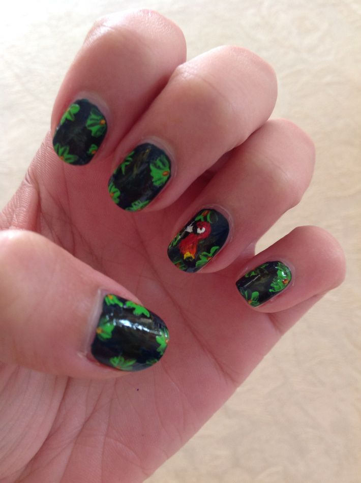 Jungle Nails !