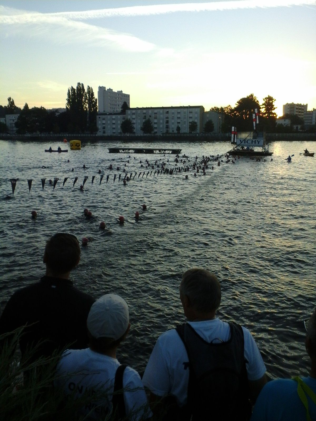 Ironman Vichy 2015
