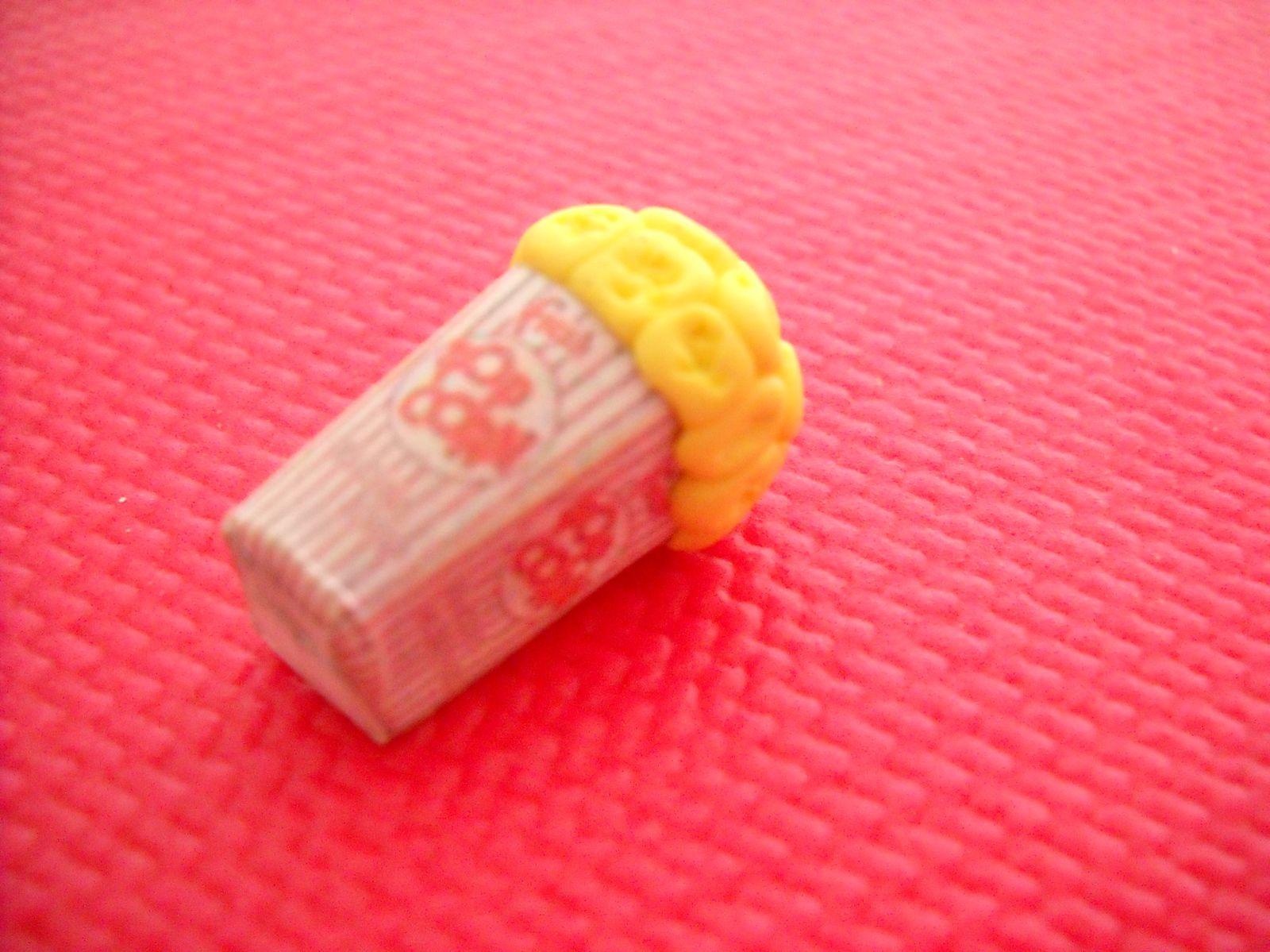 Tuto : Le pot de pop corn !