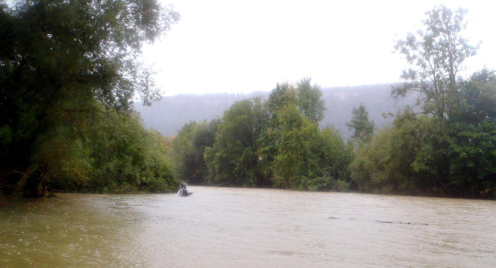 Rivière d'Ain......BANZAÏ!!!