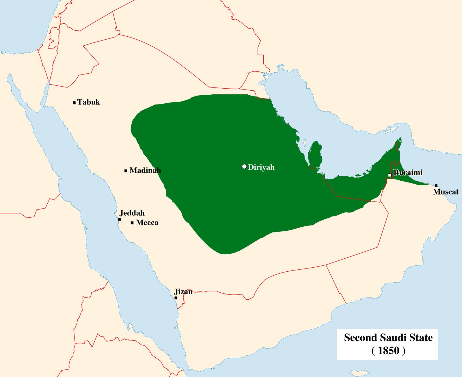 De 1240 à 1308 H.