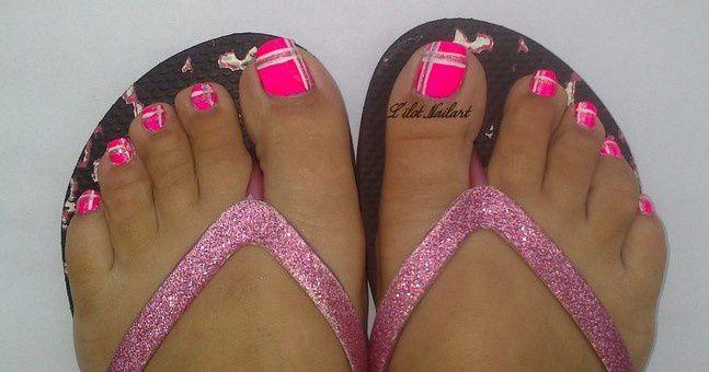 nail art Flashy