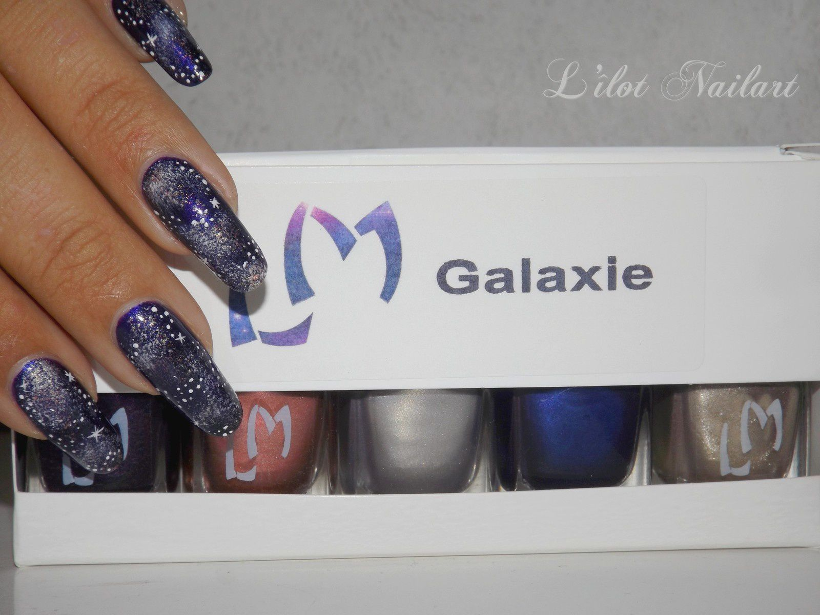 Kit Galaxie_LM Cosmetic