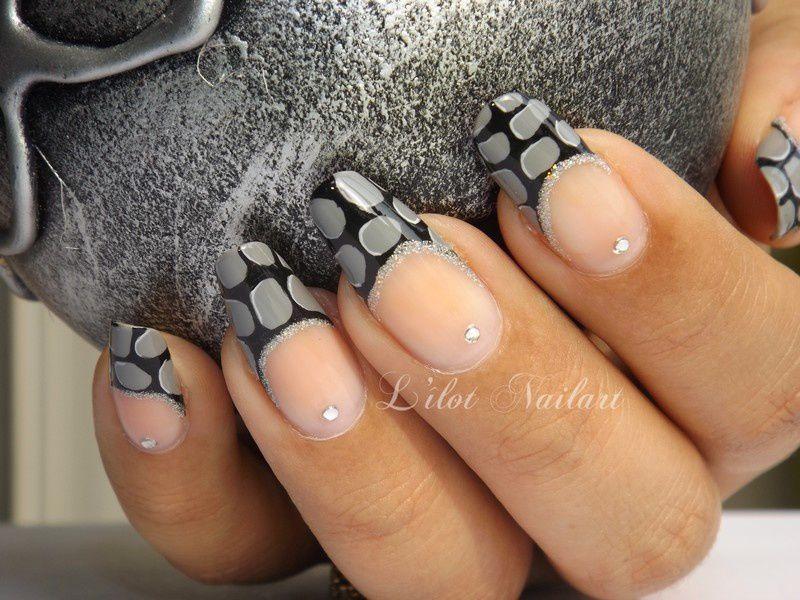 Nail art Mur